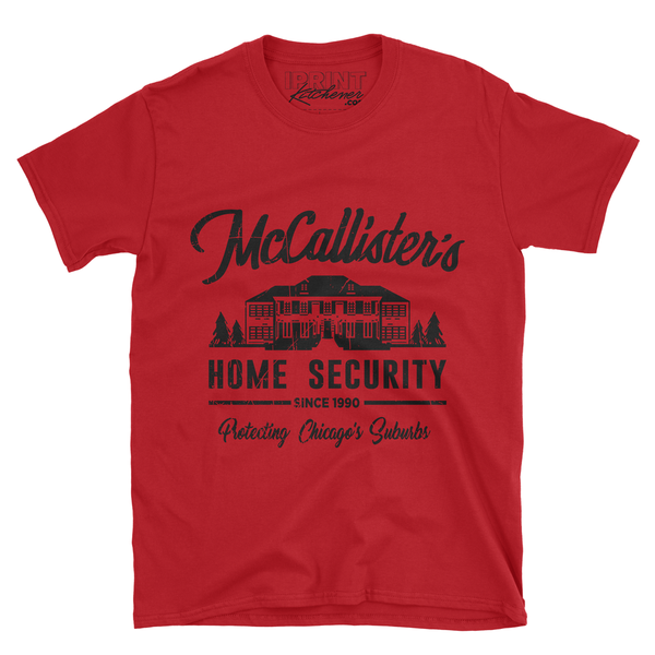 MCCALLISTER'S HOME SECURITY