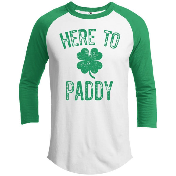 Here to Paddy