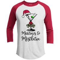 Martinis & mistletoe