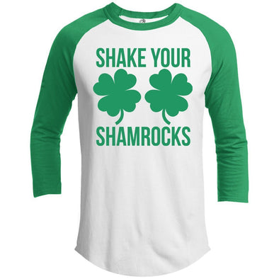 Shake your shamrocks