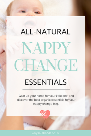 Nappy changing bag checklist