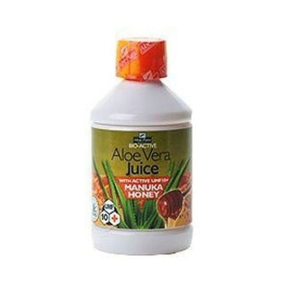 Optima Aloe Pura Aloe Vera & Manuka Honey