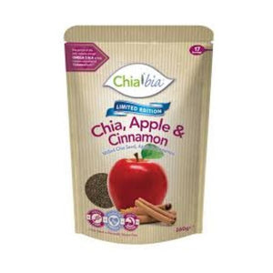 Chia Bia Milled Chia With Apple & Cinnamon