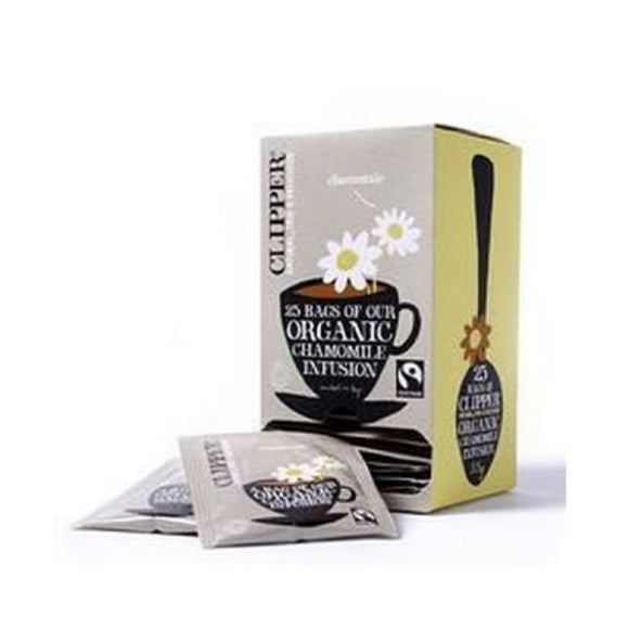 Clipper Infusion Chamomile - Envelopes