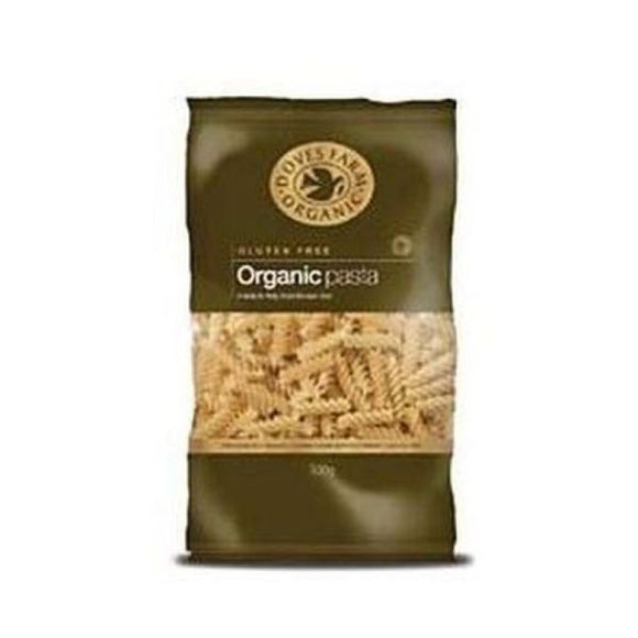 Dove's Farm Gluten Free Brown Rice Fusilli Pasta