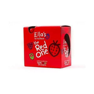 Ella's Kitchen The Red One Fruit Smoothie - Multipack