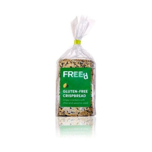 Mister Free'd Gluten Free Crackers Sesame & Seed