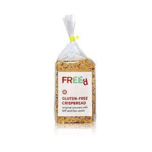 Mister Free'd Gluten Free Crackers Original With Teff & Flaxseed