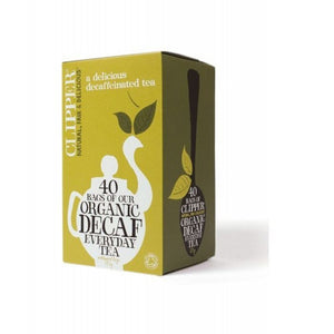 Clipper Organic Decaffeinated