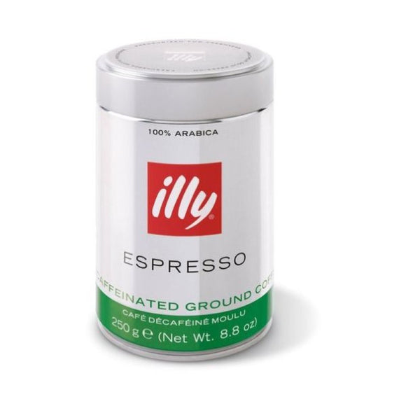 Illy Illy Ground Coffee - Decaffeinated