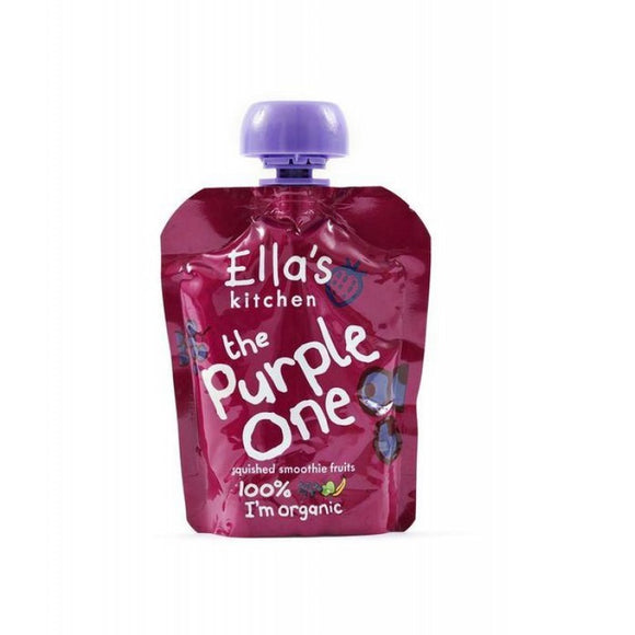 Ella's Kitchen The Purple One Fruit Smoothie