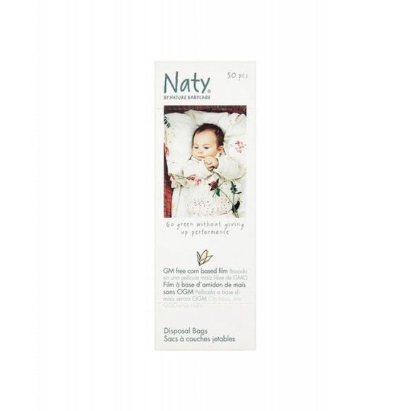 Nature Baby Eco Nappy Bags