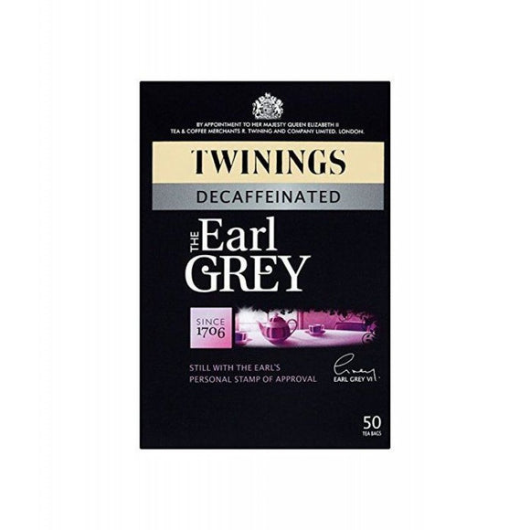 Twinings Earl Grey - Decaffeinated