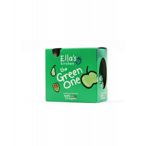 Ella's Kitchen The Green One Fruit Smoothie - Multipack