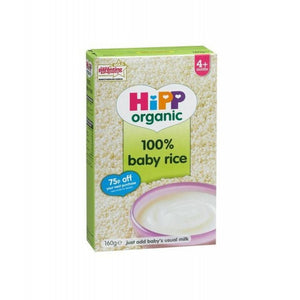 HiPP Baby Rice (4+) - Dried