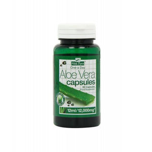 Ransom Aloe Vera 1200Mg Capsules - One A Day