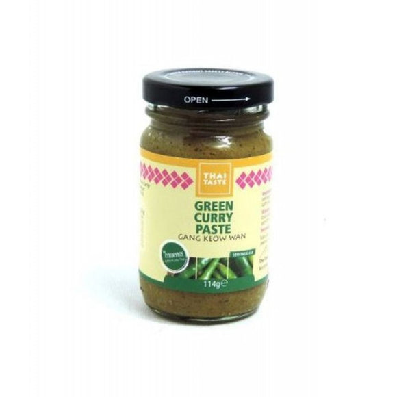 Thai Taste Keow Wan Green Curry Paste