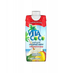 Vita Coco Coconut Water - Peach & Mango