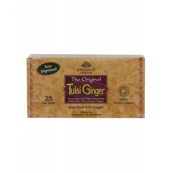 Tulsi Tulsi Ginger Tea