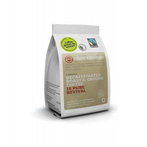 Equal Exchange Roast & Ground Coffee - Decaffeinated