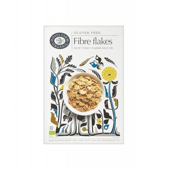 Dove's Farm Fibre Flakes Cereal