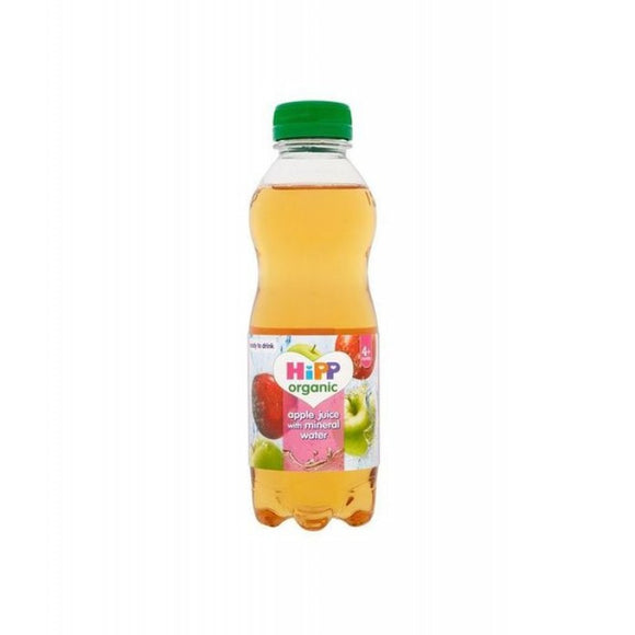 HiPP Juice With Mineral Water - Apple (4+)