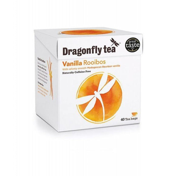 Dragonfly Tea Rooibos Vanilla Tea
