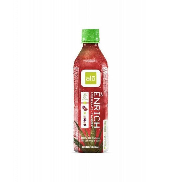 ALO Enrich - Aloe Pomegranate & Cranberry Drink