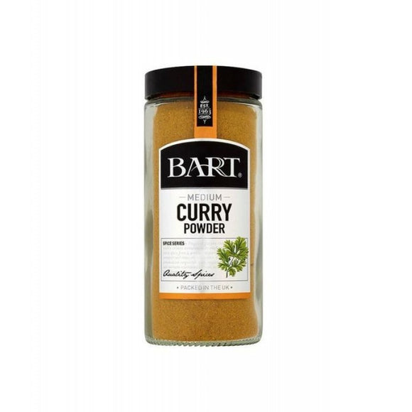 Bart Medium Madras Curry Powder (Large Jar)