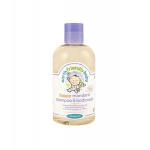 Earth Friendly Baby Happy Mandarin Shampoo & Body Wash