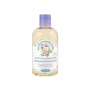 Earth Friendly Baby Soothing Chamomile Shampoo & Body Wash