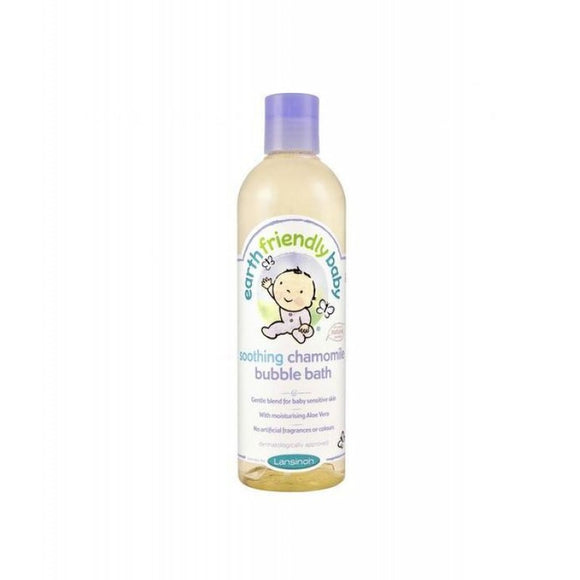Earth Friendly Baby Soothing Chamomile Bubble Bath