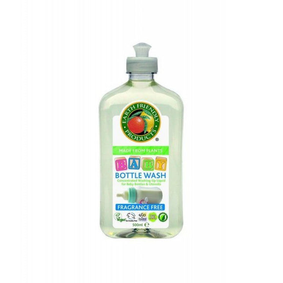 Earth Friendly Baby Baby Bottle Wash