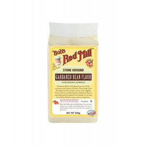 Bob's Red Mill Gluten Free Garbanzo (Chick Pea) Flour
