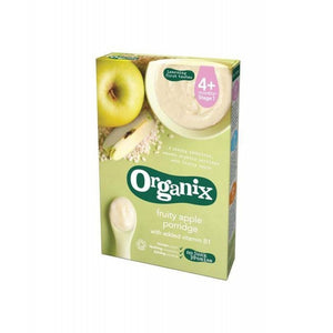 Organix Fruity Apple Porridge (4+)
