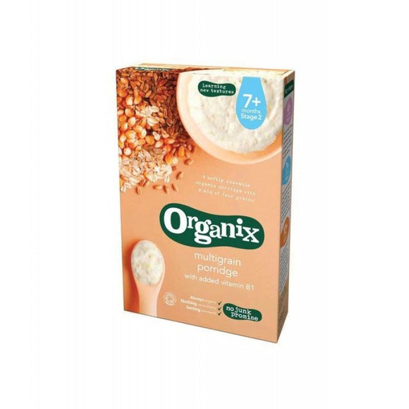 Organix Multi Grain Porridge (7+)