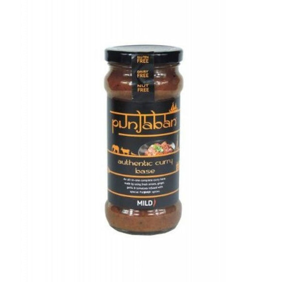 Punjaban Authentic Curry Base - Mild