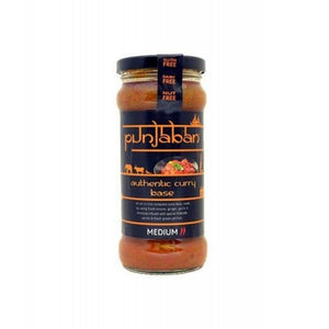 Punjaban Authentic Curry Base - Medium