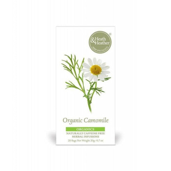Heath & Heather Organic Chamomile
