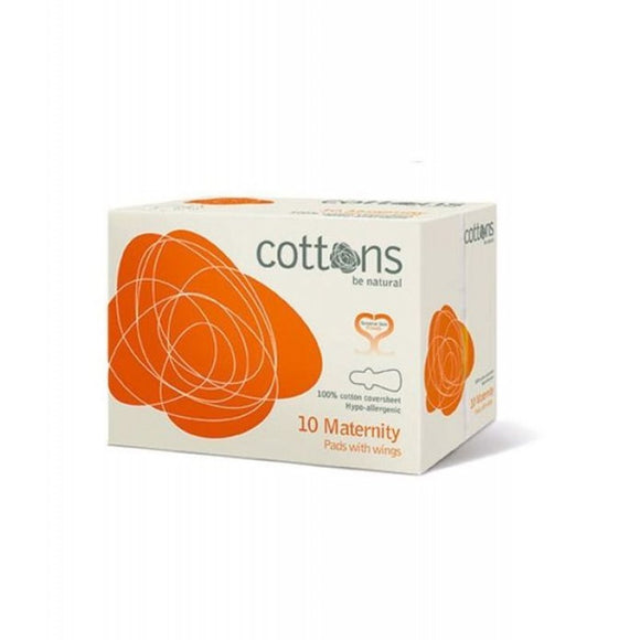 Cottons Maternity Pads