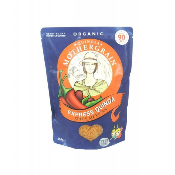 Quinola Organic Quinoa Ready Cook Spicy Mexican