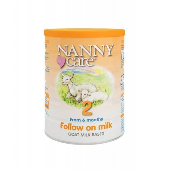Nannycare Stage 2 Follow On Milk