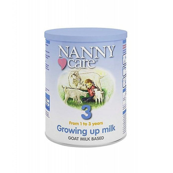 Nannycare Stage 3 Growing Up Milk
