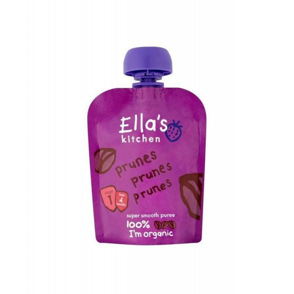 Ella's Kitchen First Taste - Prunes Prunes Prunes