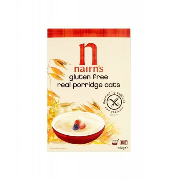 Nairns Gluten Free Porridge Oats