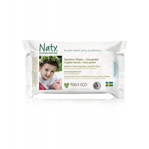 Nature Baby Wipes - Unscented Sensitive
