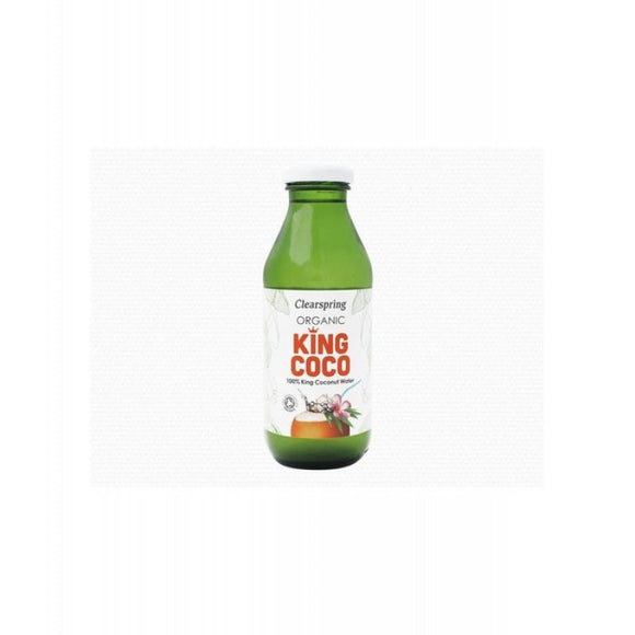 Clearspring King Coco - Organic 100% King Coconut Water