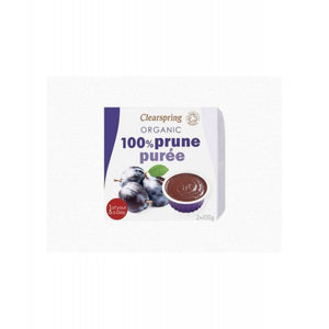 Clearspring Organic 100% Prune Puree