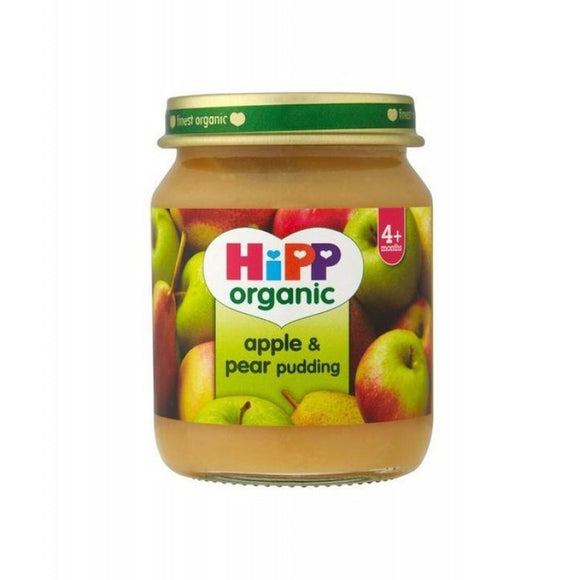 HiPP Apple & Pear Pudding (4+)