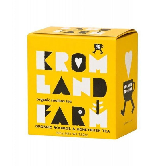 Kromland Rooibos Honeybush Organic Tea